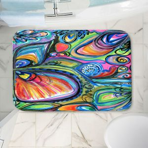 Decorative Bathroom Mats | Robin Mead - Be the Light | Insects Bugs Nature