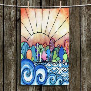 Unique Bathroom Towels | Robin Mead - Change Of Seasons