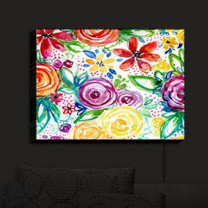 Nightlight Sconce Canvas Light | Robin Mead - Daydreams