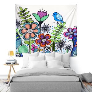 Artistic Wall Tapestry | Robin Mead - Gift