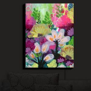 Nightlight Sconce Canvas Light | Robin Mead - Jazmin 2