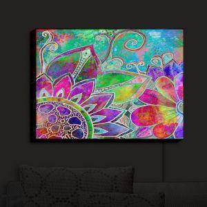 Nightlight Sconce Canvas Light | Robin Mead's Jubilant