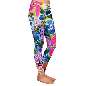 Casual Comfortable Leggings | Robin Mead - Jungle Love