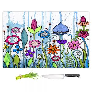 Artistic Kitchen Bar Cutting Boards | Robin Mead - Misty