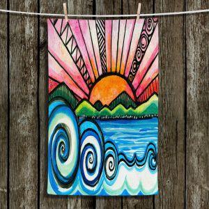 Unique Hanging Tea Towels | Robin Mead - Oasis