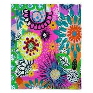 Artistic Sherpa Pile Blankets | Robin Mead - Pizazz l