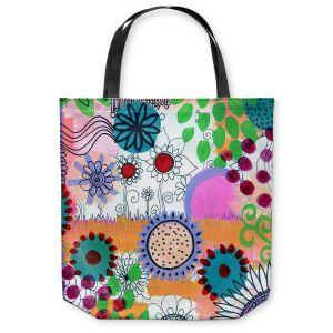 Unique Shoulder Bag Tote Bags |Robin Mead - Pizazz ll