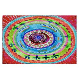 Decorative Floor Covering Mats | Robin Mead - Reality | Geometric Pattern