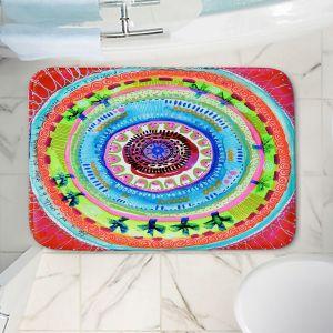 Decorative Bathroom Mats | Robin Mead - Reality | Geometric Pattern
