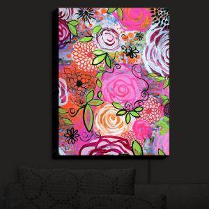 Nightlight Sconce Canvas Light | Robin Mead - Rosegarden