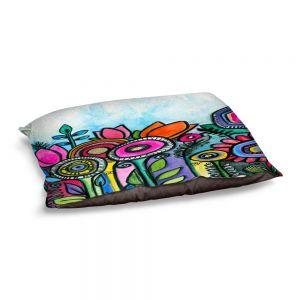 Decorative Dog Pet Beds | Robin Mead - Tuesdays Best | Nature Flowers