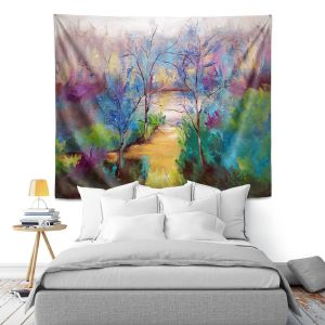 Artistic Wall Tapestry   Ruth Palmer And God Saw That It Was Good