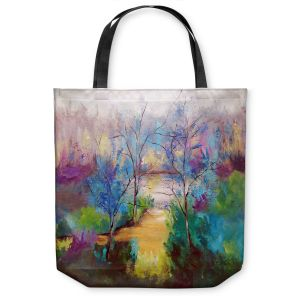 Unique Shoulder Bag Tote Bags | Ruth Palmer And God Saw That It Was Good