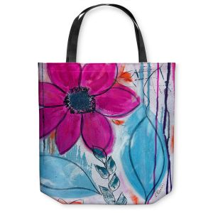 Unique Shoulder Bag Tote Bags | Ruth Palmer Home Grown I