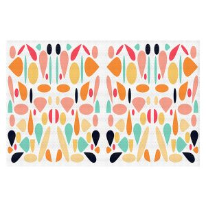 Decorative Floor Covering Mats | Ruth Palmer - Mid Century Modern 1 | Pattern