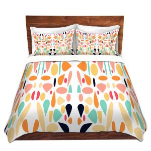 Artistic Duvet Covers and Shams Bedding   Ruth Palmer - Mid Century Modern 1   Pattern