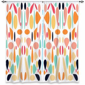 Decorative Window Treatments | Ruth Palmer - Mid Century Modern 1 | Pattern
