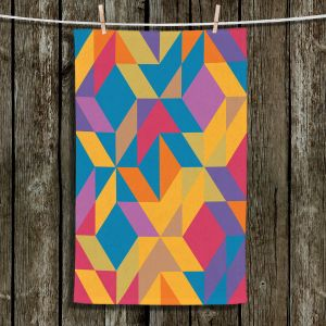 Unique Bathroom Towels | Ruth Palmer - Mixed Bag | Pattern Geometric