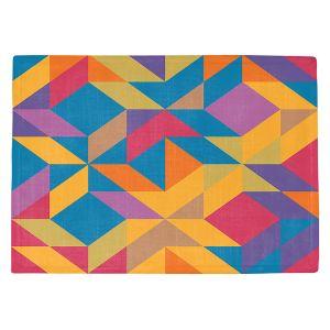 Countertop Place Mats   Ruth Palmer - Mixed Bag   Pattern Geometric