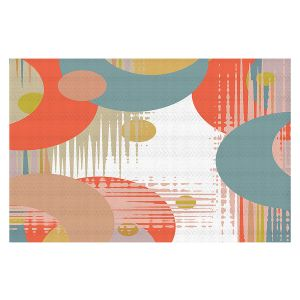 Decorative Floor Covering Mats   Ruth Palmer - Modern Abstract   Abstract