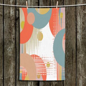 Unique Hanging Tea Towels | Ruth Palmer - Modern Abstract | Abstract