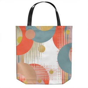 Unique Shoulder Bag Tote Bags | Ruth Palmer - Modern Abstract | Abstract