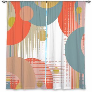 Decorative Window Treatments | Ruth Palmer - Modern Abstract | Abstract