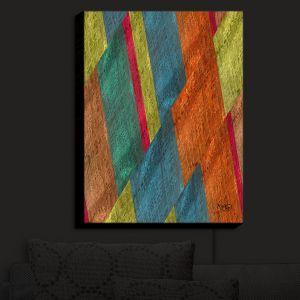 Nightlight Sconce Canvas Light | Ruth Palmer - Sheared Grid