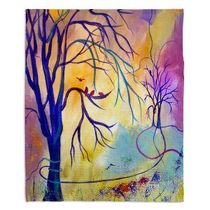 Decorative Fleece Throw Blankets | Ruth Palmer - The Landing Place