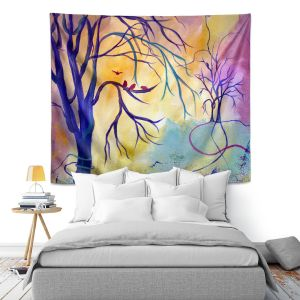 Artistic Wall Tapestry   Ruth Palmer The Landing Place