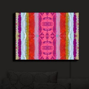 Nightlight Sconce Canvas Light | Ruth Palmer - The Sky is Falling 1