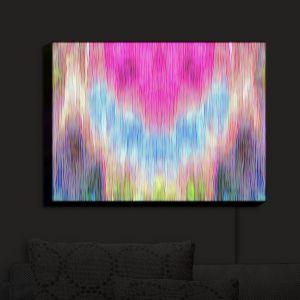 Nightlight Sconce Canvas Light | Ruth Palmer - Triangular veil