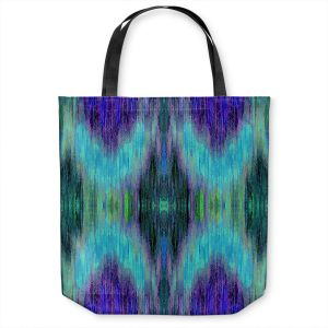 Unique Shoulder Bag Tote Bags | Ruth Palmer - X Marks the Spot | shapes alphabet abstract
