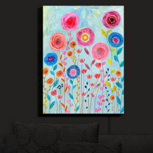 Nightlight Sconce Canvas Light | Sascalia - Bloom