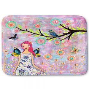 Decorative Bathroom Mats | Sascalia - Butterfly Fairy