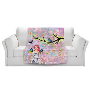 Artistic Sherpa Pile Blankets   Sascalia Butterfly Fairy