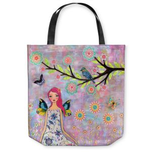 Unique Shoulder Bag Tote Bags | Sascalia Butterfly Fairy