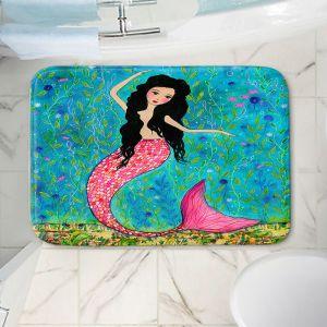 Decorative Bathroom Mats | Sascalia - Dancing Mermaid
