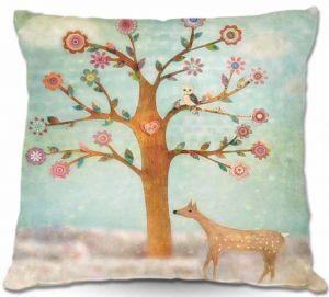 Decorative Outdoor Patio Pillow Cushion | Sascalia - Daydream