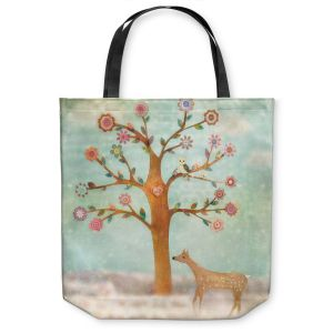 Unique Shoulder Bag Tote Bags | Sascalia Daydream