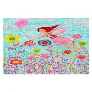 Decorative Floor Coverings | Sascalia Garden Fairy