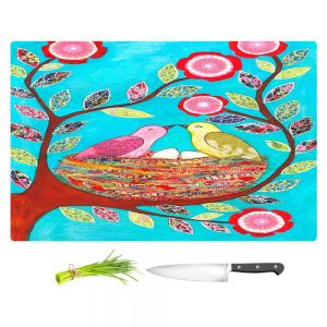 Artistic Kitchen Bar Cutting Boards | Sascalia - Love Nest
