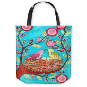 Unique Shoulder Bag Tote Bags | Sascalia Love Nest