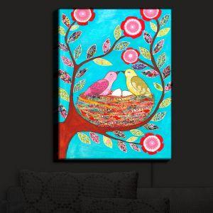 Nightlight Sconce Canvas Light | Sascalia's Love Nest