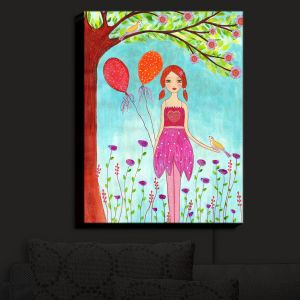Nightlight Sconce Canvas Light   Sascalia - Oh Happy Day