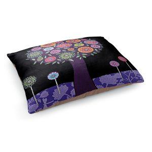 Decorative Dog Pet Beds | Sascalia's Purple Tree