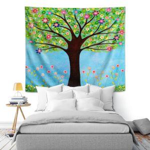 Artistic Wall Tapestry | Sascalia Sunlight