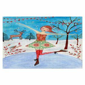 Decorative Floor Coverings   Sascalia Winter Skater