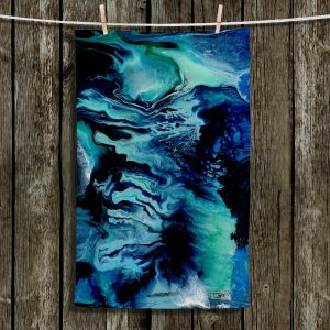 Unique Bathroom Towels   Shay Livenspargar - Day Dreams   Abstract people