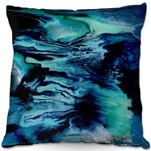Throw Pillows Decorative Artistic | Shay Livenspargar - Day Dreams | Abstract people